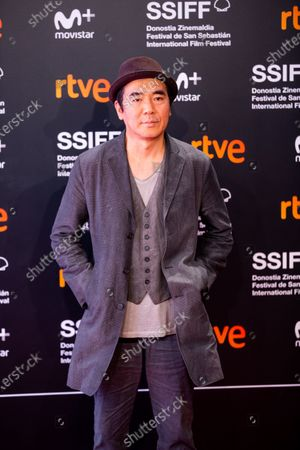 Director Jee-woon Kim attends the 'Illang: The Wolf Brigade' Premiere during the 66th San Sebastian International Film Festival on September 26, 2018 in San Sebastian, Spain.