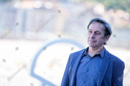 Alfredo Castro Gomez attends the 'Rojo' Photocall during the 66th San Sebastian International Film Festival on September 23, 2018 in San Sebastian, Spain.