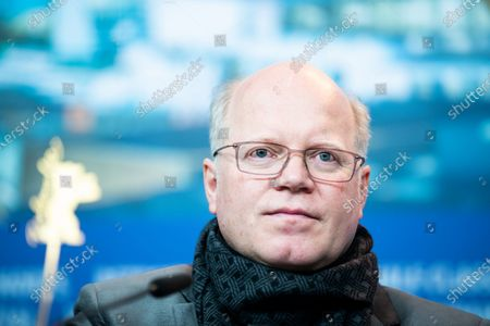 Dominik Wessely attends the 'It Could Have Been Worse  Mario Adorf' (Es haette schlimmer kommen koennen - Mario Adorf) Press Conference during the 69th Berlinale International Film Festival Berlin at Grand Hyatt Hotel on February 12, 2019 in Berlin, Germany.  (Photo by Manuel Romano/NurPhoto)