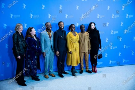 """Editorial photo of """"The Boy Who Harnessed The Wind"""" Photocall - 69th Berlinale International Film Festival, Berlin, Germany - 12 Feb 2019"""