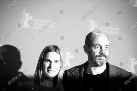 Nele Mueller-Stfen and director Edward Berger attends the 'All My Loving' Photocall at the 69th Berlinale International Film Festival Berlin on February 9, 2019, in Berlin, Germany. The Berlin film festival will be running from February 7 to 17, 2019. Nearly 400 movies from around the world will be presented, with 17 vying for the prestigious Golden Bear top prize. (Photo by Manuel Romano/NurPhoto)