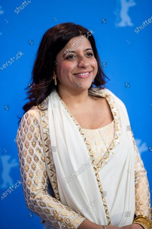 Zoya Akhtar attends the 'Gully Boy' Photocall at the 69th Berlinale International Film Festival Berlin on February 9, 2019, in Berlin, Germany. The Berlin film festival will be running from February 7 to 17, 2019. Nearly 400 movies from around the world will be presented, with 17 vying for the prestigious Golden Bear top prize. (Photo by Manuel Romano/NurPhoto)