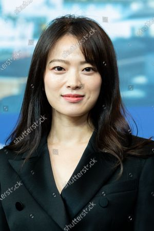 Chun Woo-hee  attends the  'Idol' (Woo Sang) Press Conference during the 69th Berlinale International Film Festival Berlin at Grand Hyatt Hotel on February 14, 2019 in Berlin, Germany. Rampling is this years recipient of the Honorary Golden Bear Award of the Berlinale. (Photo by Manuel Romano/NurPhoto)