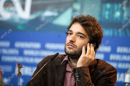 Stock Photo of Humberto Carrao attends the 'Marighella' Press Conference during the 69th Berlinale International Film Festival Berlin at Grand Hyatt Hotel on February 15, 2019 in Berlin, Germany.  (Photo by Manuel Romano/NurPhoto)