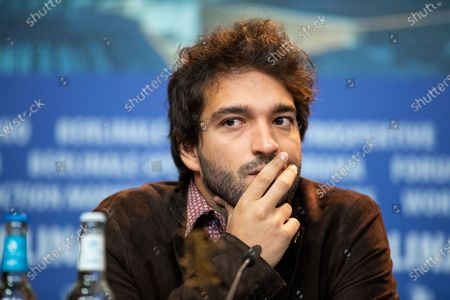 Stock Picture of Humberto Carrao attends the 'Marighella' Press Conference during the 69th Berlinale International Film Festival Berlin at Grand Hyatt Hotel on February 15, 2019 in Berlin, Germany.  (Photo by Manuel Romano/NurPhoto)