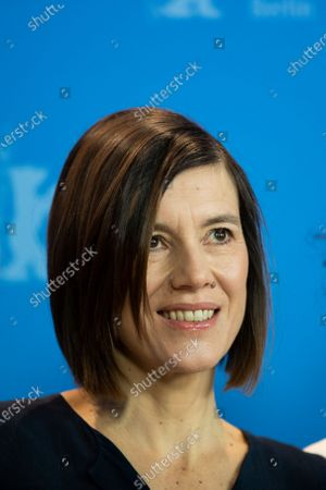 Pia Hierzegger attends the 'The Ground Beneath My Feet' Photocall  at the 69th Berlinale International Film Festival Berlin on February 9, 2019, in Berlin, Germany. The Berlin film festival will be running from February 7 to 17, 2019. Nearly 400 movies from around the world will be presented, with 17 vying for the prestigious Golden Bear top prize. (Photo by Manuel Romano/NurPhoto)