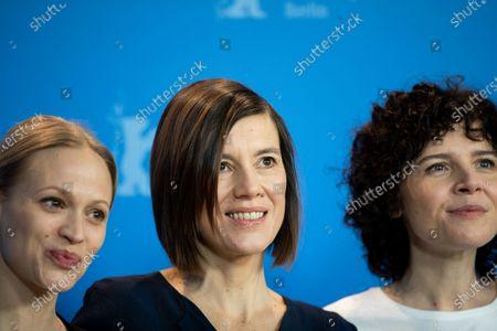 Editorial photo of 'The Ground Beneath My Feet' Photocall - 69th Berlinale International Film Festival, Berlin, Germany - 09 Feb 2019
