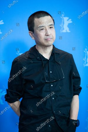 Lou Ye attends the 'The Shadow Play' Photocall during the 69th Berlinale International Film Festival Berlin at Grand Hyatt Hotel on February 11, 2019 in Berlin, Germany.  (Photo by Manuel Romano/NurPhoto)