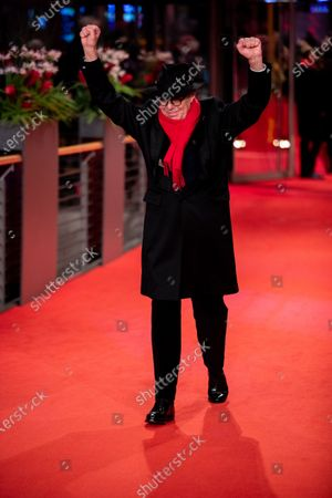 Stock Image of Festival director Dieter Kosslick arrives for the closing ceremony of the 69th Berlinale International Film Festival Berlin at Berlinale Palace on February 16, 2019 in Berlin, Germany.  (Photo by Manuel Romano/NurPhoto)