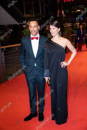 Editorial image of Closing Ceremony - Red Carpet Arrivals - 69th Berlinale International Film Festival, Berlin, Germany - 16 Feb 2019