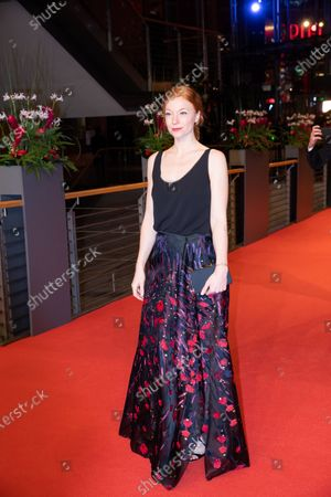 Stock Photo of Marleen Lohse arrives for the closing ceremony of the 69th Berlinale International Film Festival Berlin at Berlinale Palace on February 16, 2019 in Berlin, Germany.  (Photo by Manuel Romano/NurPhoto)