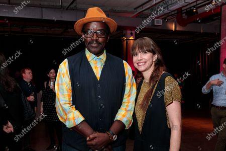 Fab 5 Freddy and Emily Spivack