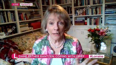 Editorial image of 'Lorraine' TV Show, London, UK - 17 Feb 2021