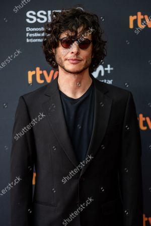 Editorial picture of 'The Angel' premiere, 66th San Sebastian Film Festival, San Sebastian, Spain - 28 Sep 2018