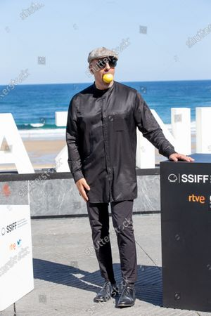 Roberto Alamo attends 'Tiempo Despues' photocall during 66th San Sebastian Film Festival on September 25, 2018 in San Sebastian, Spain.