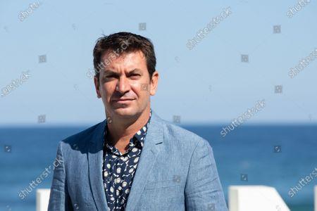 Arturo Valls attends 'Tiempo Despues' photocall during 66th San Sebastian Film Festival on September 25, 2018 in San Sebastian, Spain.