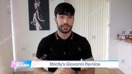 Stock Image of Giovanni Pernice