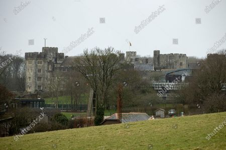 Atlantic College or United World College of the Atlantic in St Donat's, Llantwit Major, South Wales where HRH Princess Leonor of Asturias will study.