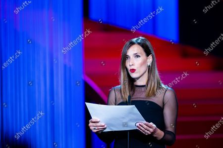 Editorial photo of Closing Gala, 66th San Sebastian Film Festival, San Sebastian, Spain - 29 Sep 2018