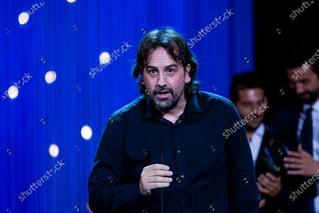 Editorial picture of Closing Gala, 66th San Sebastian Film Festival, San Sebastian, Spain - 29 Sep 2018