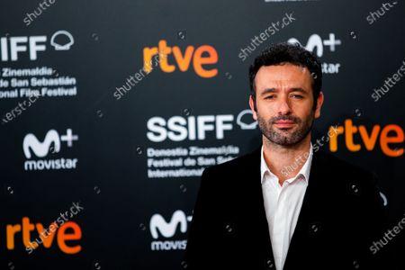Stock Photo of Rodrigo Sorogoyen attends the Donostia Award photocall during the 66th San Sebastian International Film Festival on September 22, 2018 in San Sebastian, Spain.