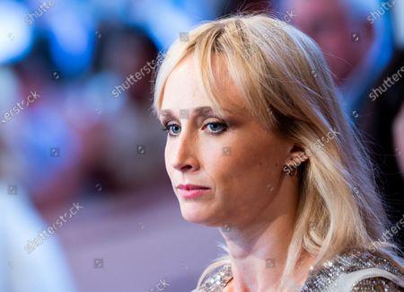 Ingrid Garcia-Jonsson attends the Donostia Award photocall during the 66th San Sebastian International Film Festival on September 22, 2018 in San Sebastian, Spain.