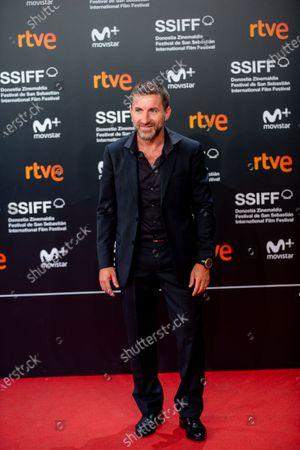 Antonio de la Torre attends the Donostia Award photocall during the 66th San Sebastian International Film Festival on September 22, 2018 in San Sebastian, Spain.