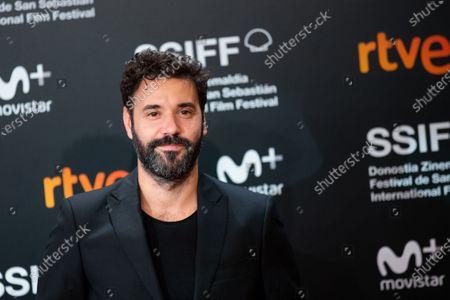 Stock Photo of Miquel Fernandez attends the Donostia Award photocall during the 66th San Sebastian International Film Festival on September 22, 2018 in San Sebastian, Spain.