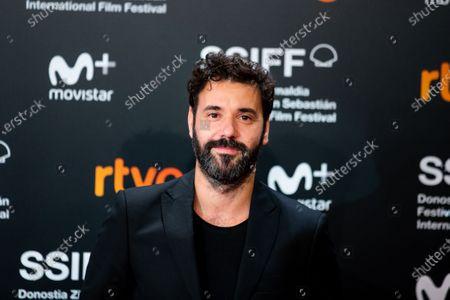 Stock Picture of Miquel Fernandez attends the Donostia Award photocall during the 66th San Sebastian International Film Festival on September 22, 2018 in San Sebastian, Spain.