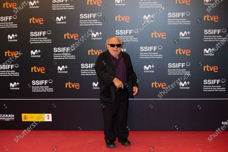 Danny DeVito attends the Donostia Award photocall during the 66th San Sebastian International Film Festival on September 22, 2018 in San Sebastian, Spain.