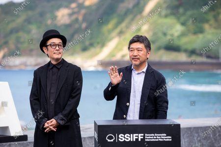Editorial picture of Hirokazu Koreeda 'Donostia Award' photocall, 66th San Sebastian Film Festival, San Sebastian, Spain - 23 Sep 2018