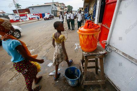 Editorial image of Press conference on government preparedness to prevent Ebola outbreak, Monrovia, Liberia - 17 Feb 2021