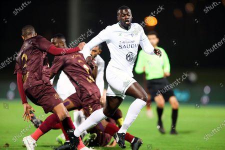 Editorial image of Al-Ahli vs Al-Ain, Jeddah, Saudi Arabia - 17 Feb 2021