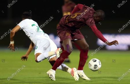 Editorial photo of Al-Ahli vs Al-Ain, Jeddah, Saudi Arabia - 17 Feb 2021
