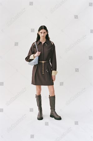 Stock Picture of Model