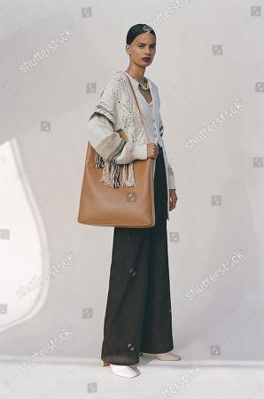 Editorial picture of Jonathan Simkhai presentation, Autumn Winter 2021, New York Fashion Week, USA - 17 Feb 2021