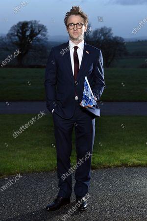 Editorial photo of 23rd British Independent Film Awards, Host, UK - 18 Feb 2021