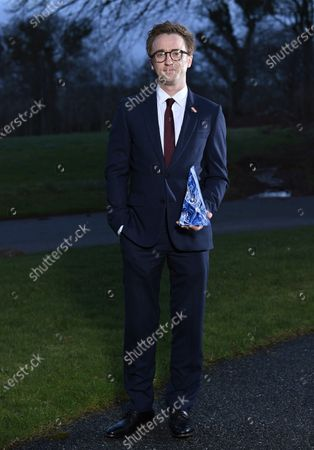 Editorial image of 23rd British Independent Film Awards, Host, UK - 18 Feb 2021