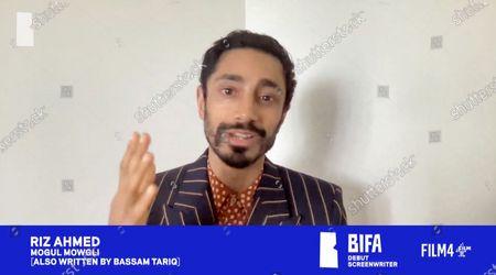 Editorial image of 23rd British Independent Film Awards, Ceremony, UK - 18 Feb 2021