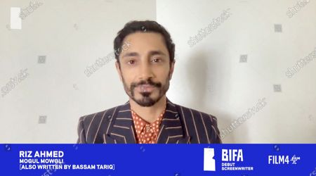 Editorial photo of 23rd British Independent Film Awards, Ceremony, UK - 18 Feb 2021