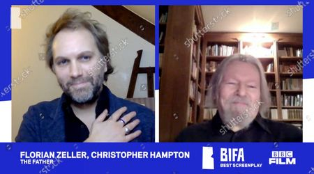 Florian Zeller and Christopher Hampton - Best Screenplay (Sponsored by BBC Film) - The Father
