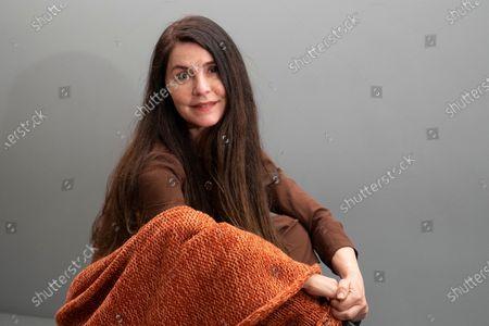 The actress Ana Fernandez
