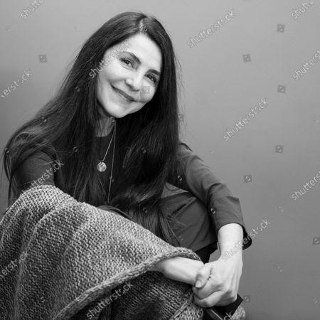 Stock Image of The actress Ana Fernandez