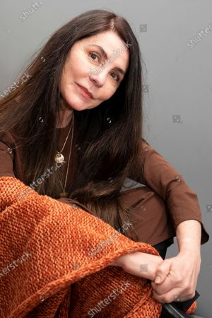 Editorial picture of Ana Fernandez portrait session, Madrid, Spain - 18 Feb 2021