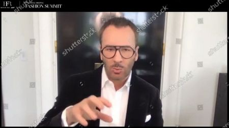 Fireside chat with Fashion Designer, Filmmaker, and Chairman of the CFDA, Tom Ford.