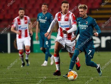 Editorial image of Soccer Europa League, Belgrade, Serbia - 18 Feb 2021