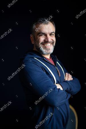 José Luis Torres Leiva poses during 67th San Sebastian Film Festival on September 25, 2019 in San Sebastian, Spain.  (Photo by Manuel Romano/NurPhoto)