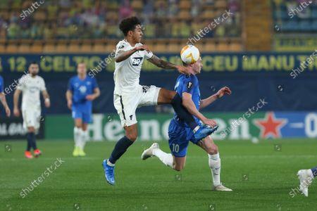 Editorial picture of Soccer Europa League, Villarreal, Spain - 18 Feb 2021