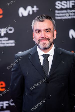 Jose Luis Torres Leiva attends the 'Vendrà La Muerte Y Tendrà Tus Ojos (Death Will Come and Shall Have Your Eyes)' premiere during the 67th San Sebastian Film Festival in the northern Spanish Basque city of San Sebastian on September 24, 2019. (Photo by Manuel Romano/NurPhoto)