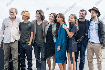 Editorial photo of 'Patrick' Photocall, 67th San Sebastian Film Festival, Spain - 25 Sep 2019